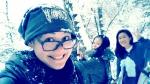 Зимние приключения Полины в Киото