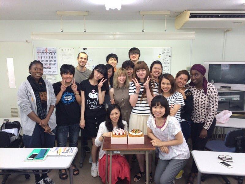Русская студентка ищет работу в Японии